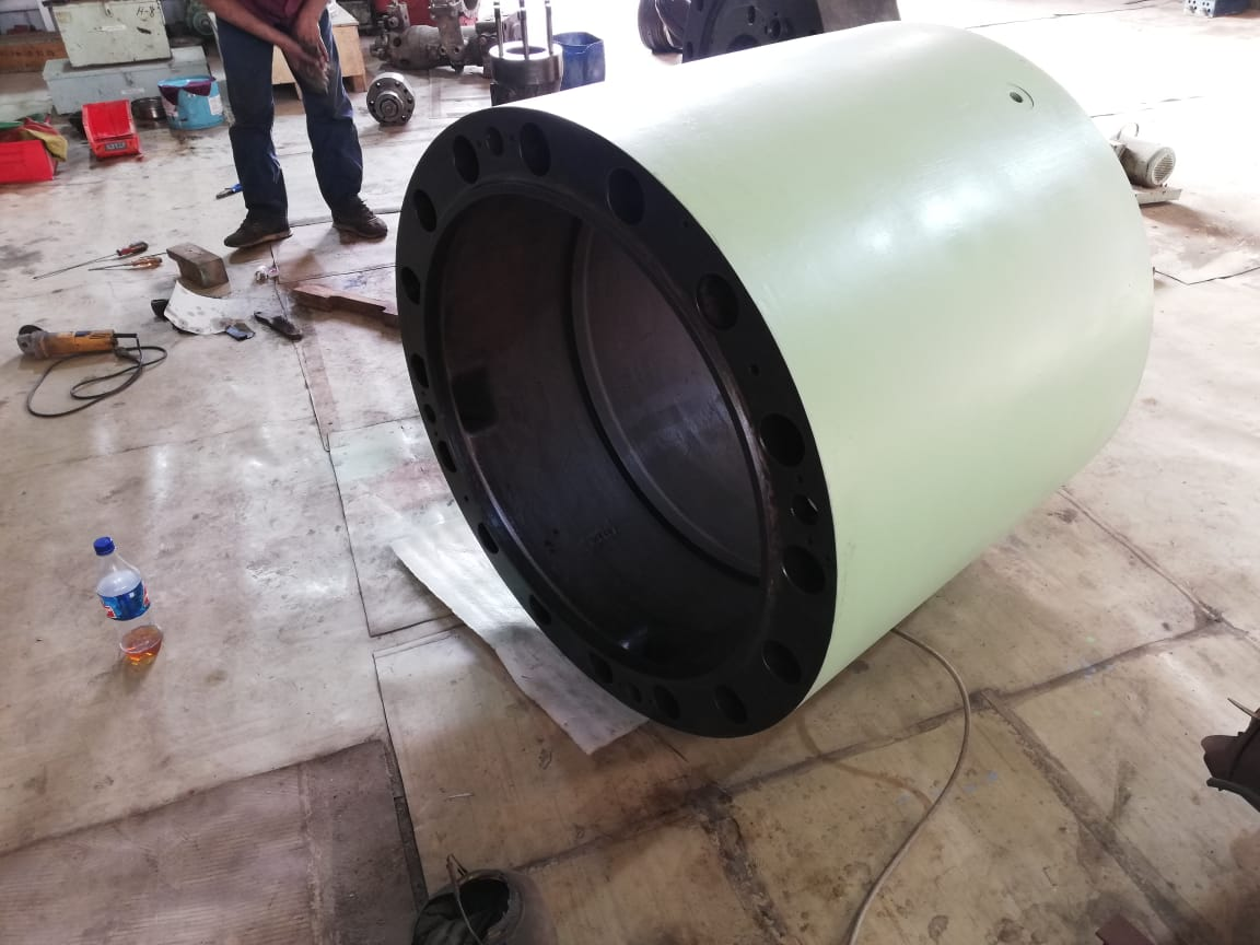 MAN B&W S60MC CYLINDER LINER WATER JACKET