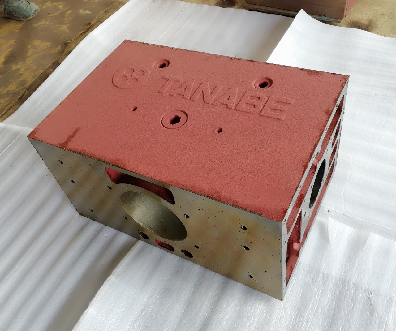 Block For Tanabe H-63 & H-64